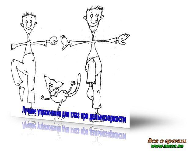 Лечение астигматизма лечение упражнениями