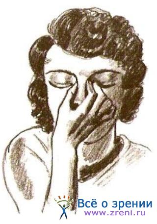 точечный массаж при болях в икрах