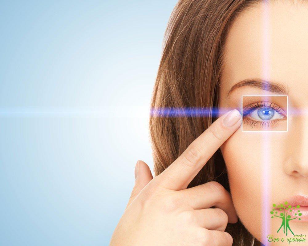 Зрение плюс 6 у взрослого